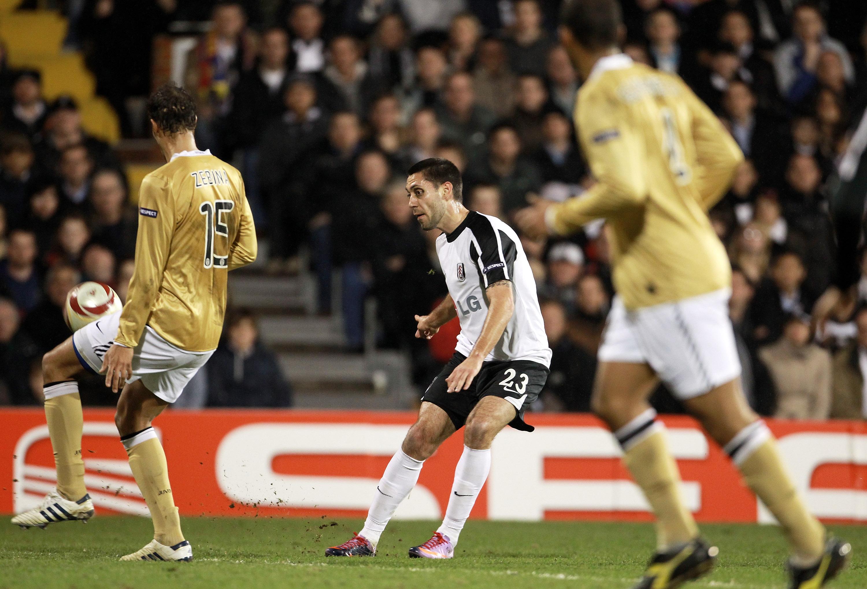 Fulham v Juventus - UEFA Europa League