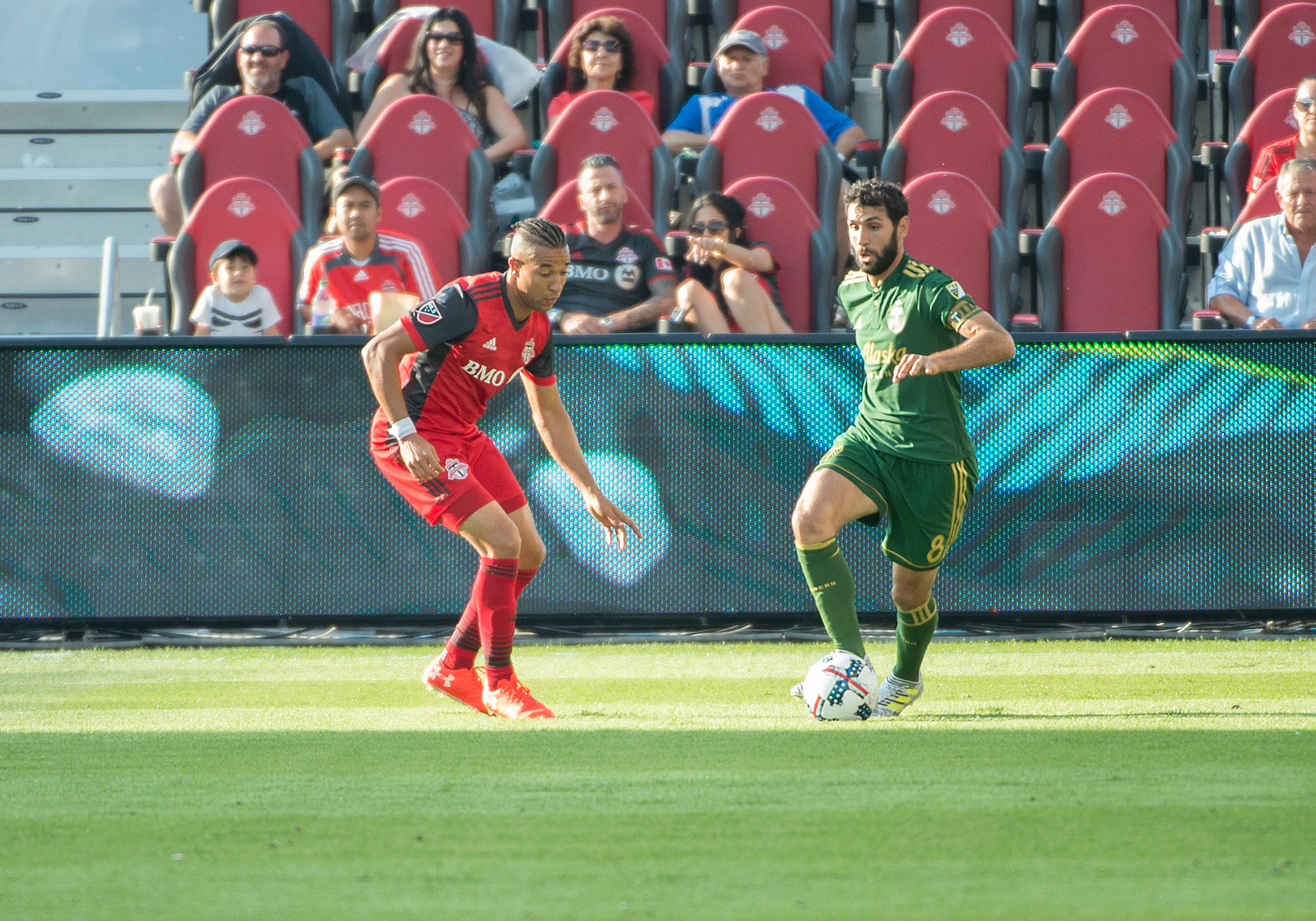 MLS: Portland Timbers at Toronto FC