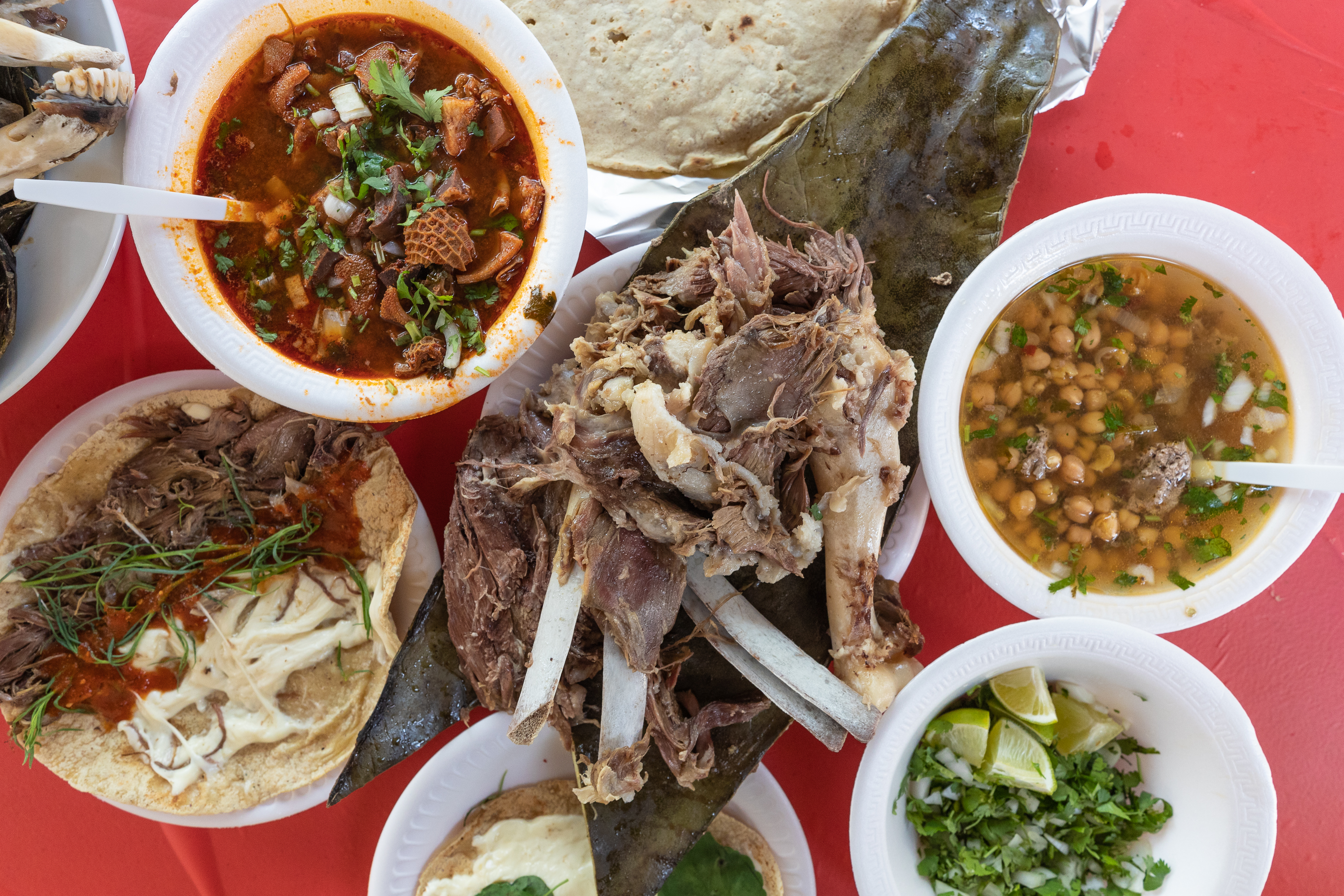 This East LA Home Serves Truly Astounding Lamb Barbacoa and Menudo