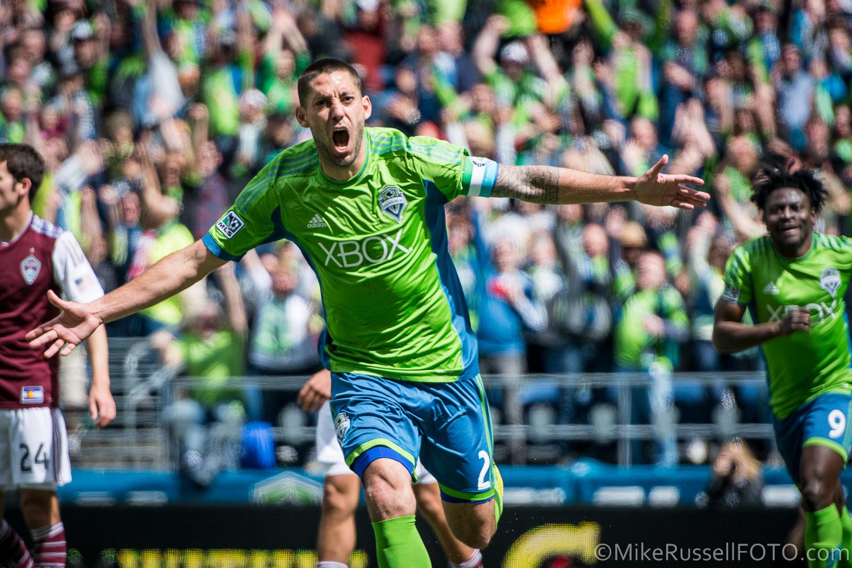 Dempsey celebrates