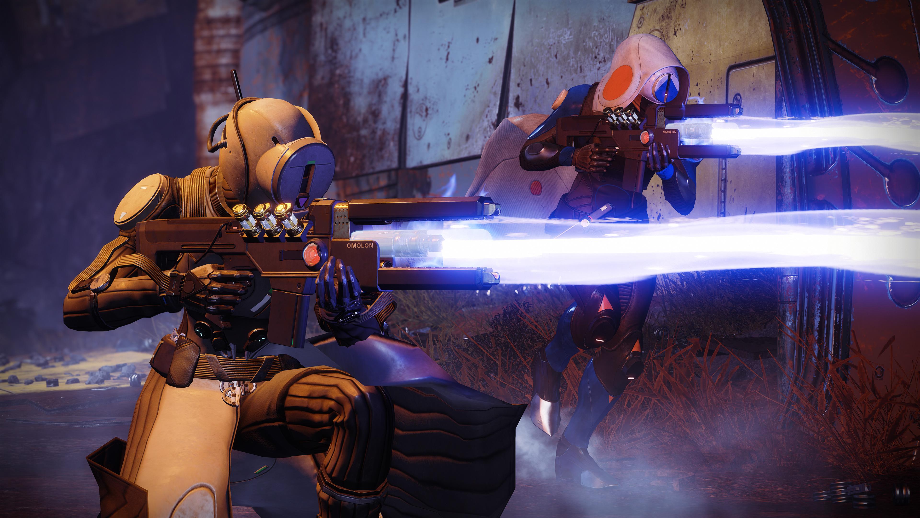 Destiny 2: Forsaken's PS4 exclusives detailed: strike, exotic weapon