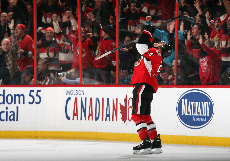 St Louis Blues v Ottawa Senators