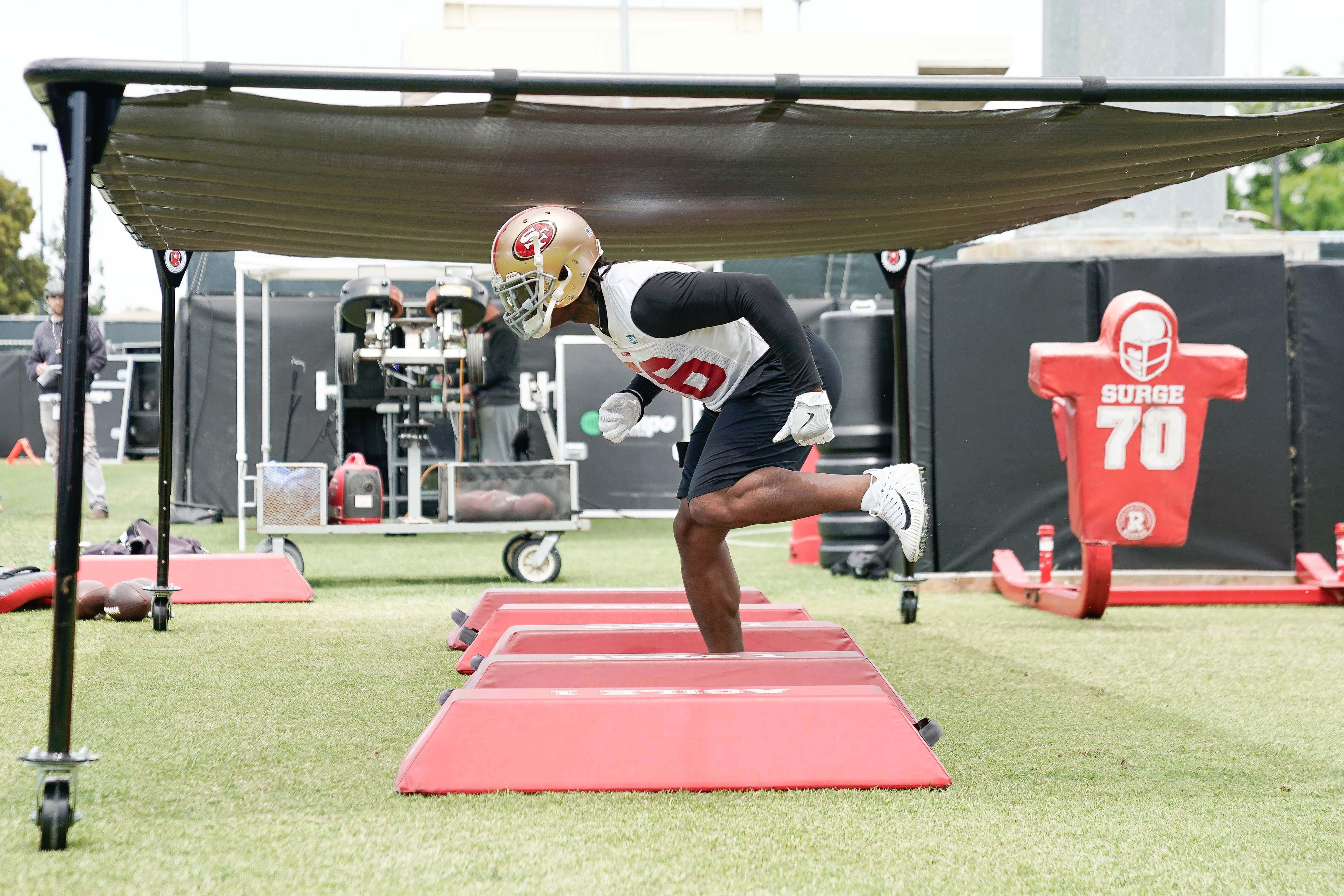 NFL: San Franciso 49ers-OTA