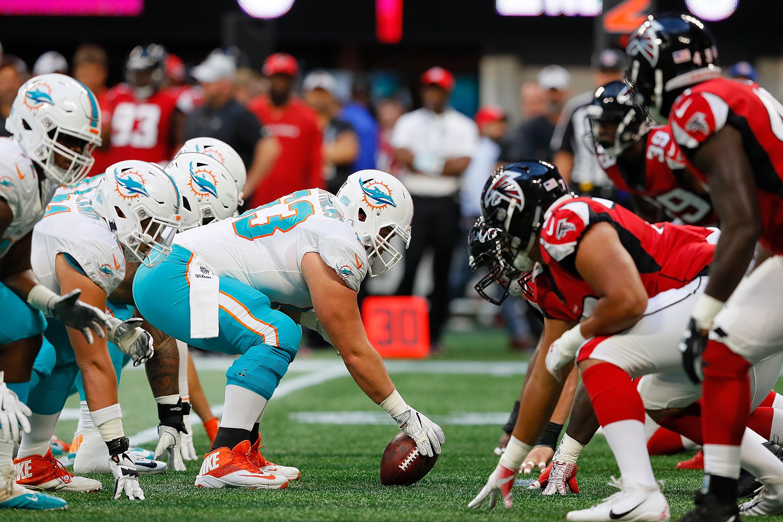 Miami Dolphins v Atlanta Falcons