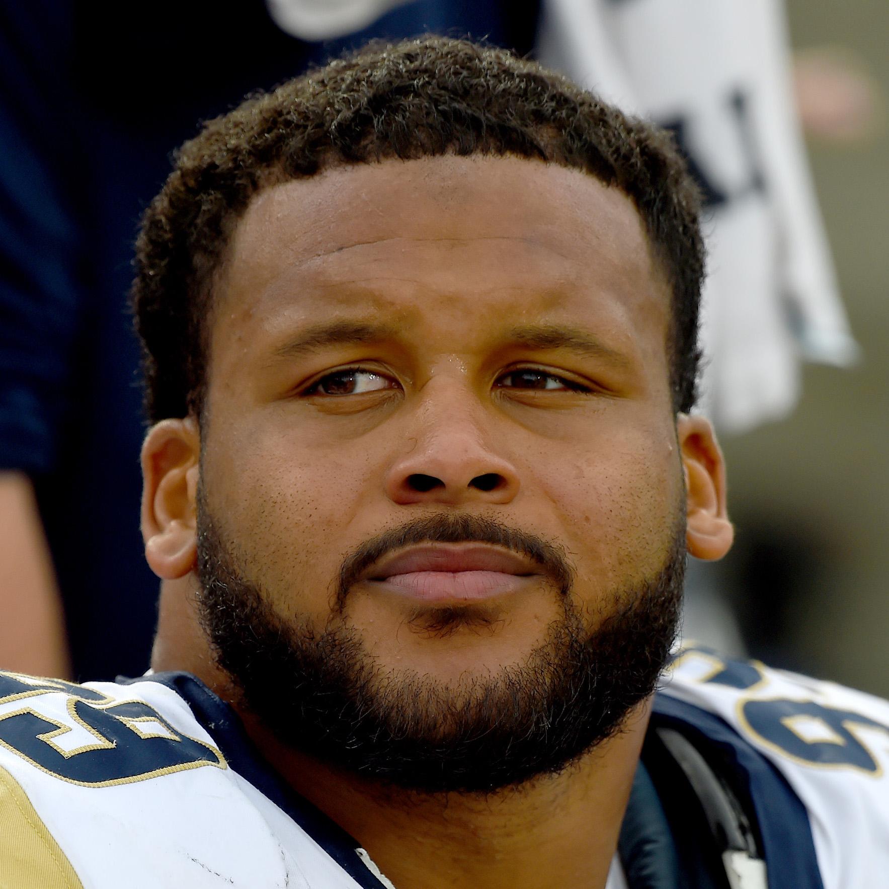 Los Angeles Rams DL Aaron Donald