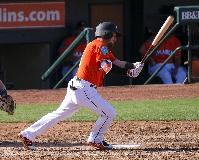 MLB: Spring Training-Houston Astros at Miami Marlins