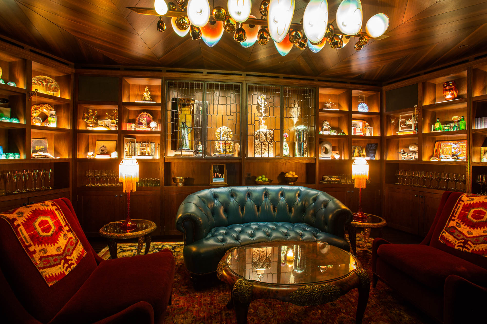 Renee Erickson Just Opened the Most Dramatic Bar in Seattle