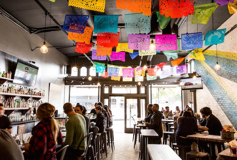 Tacolicious Sells Bar San Pancho, 16th Street Cantina