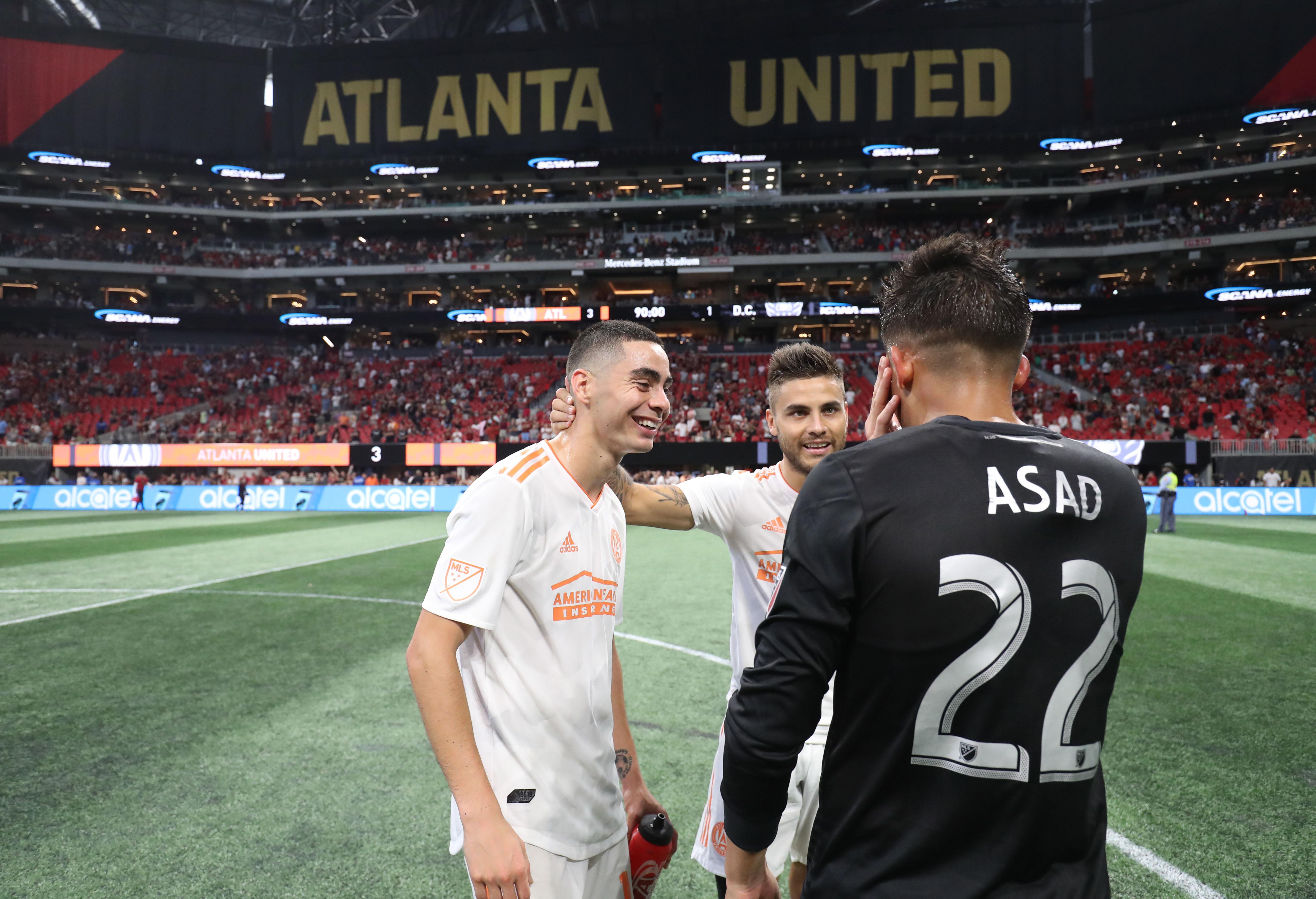 D C  United vs  Atlanta United live stream: Time, TV