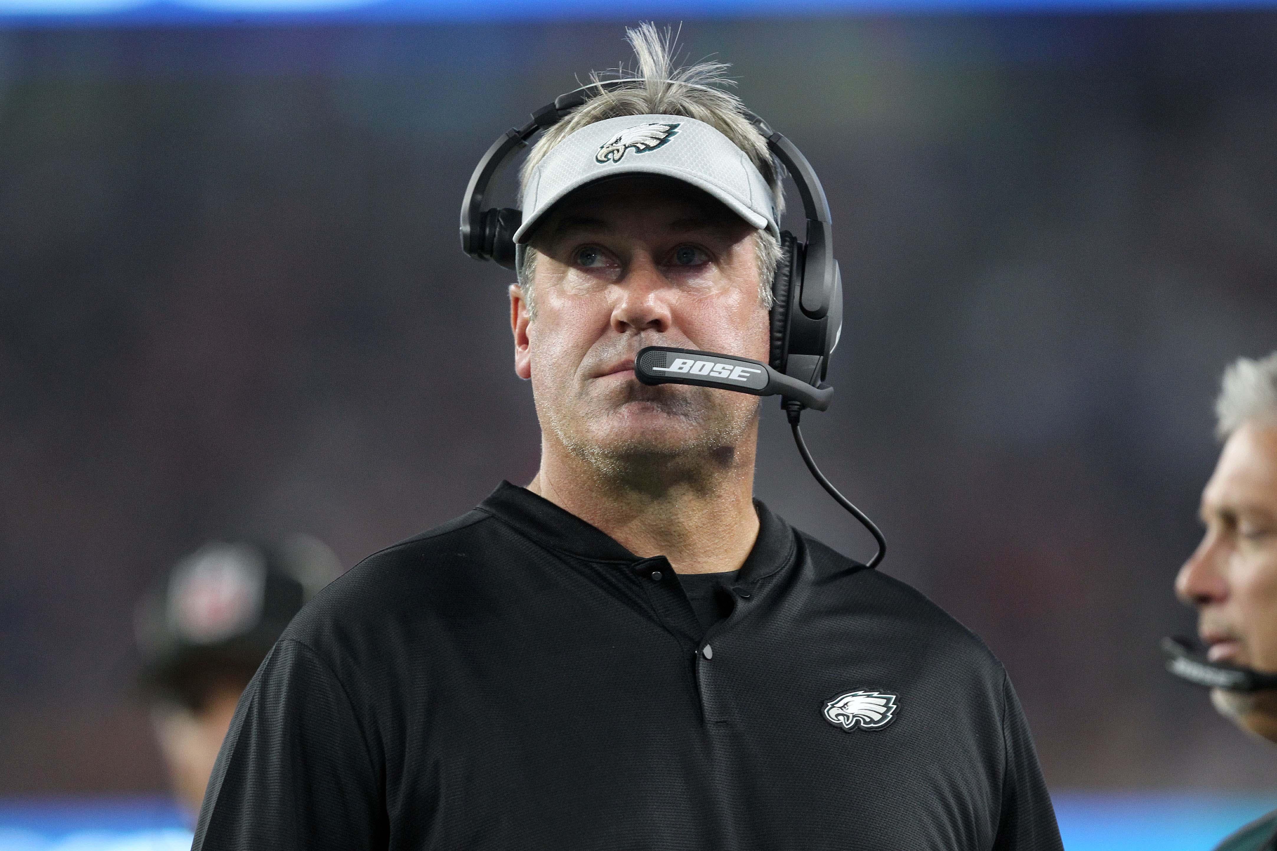 NFL: Philadelphia Eagles at New England Patriots
