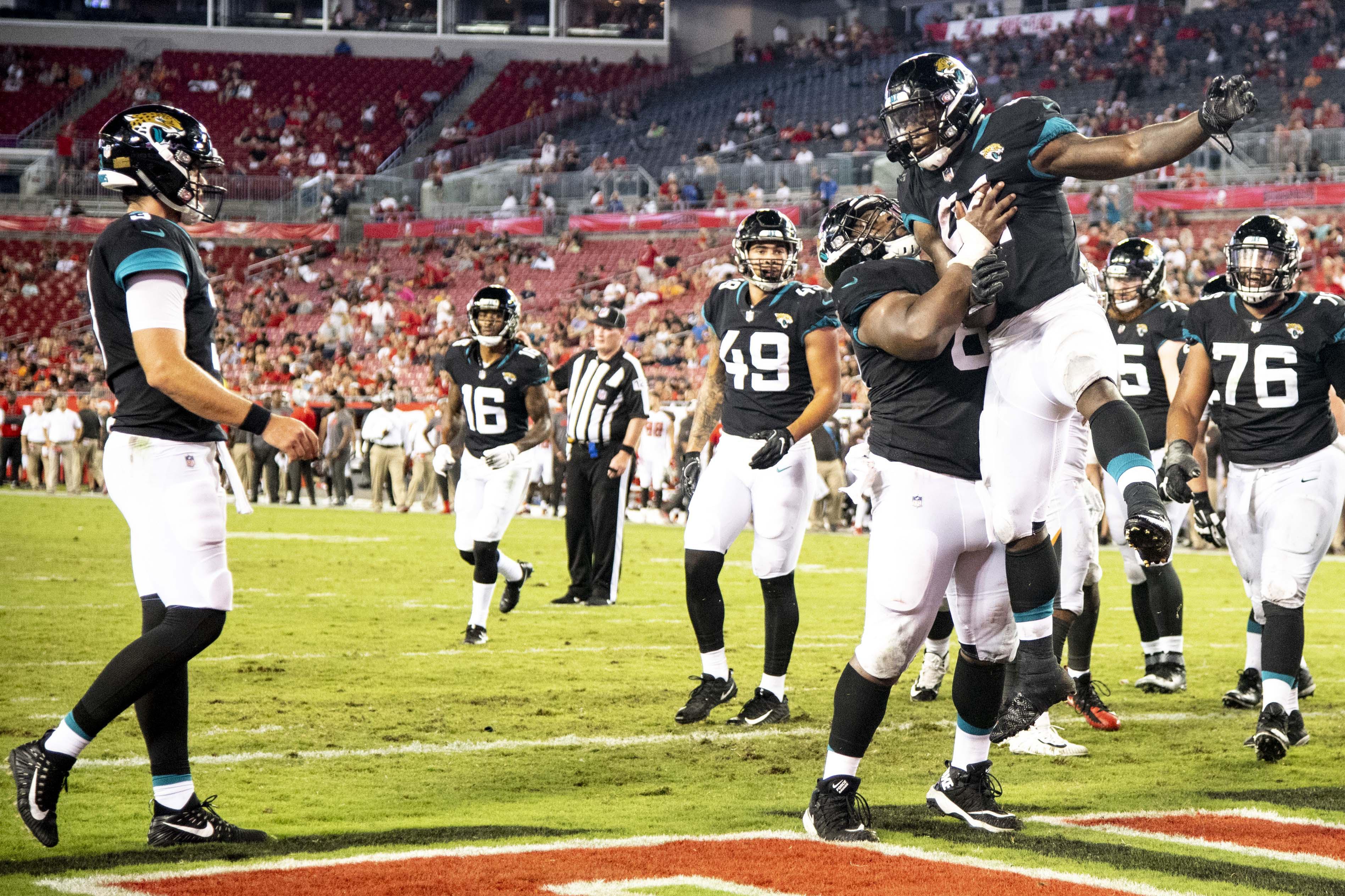 NFL: Jacksonville Jaguars at Tampa Bay Buccaneers