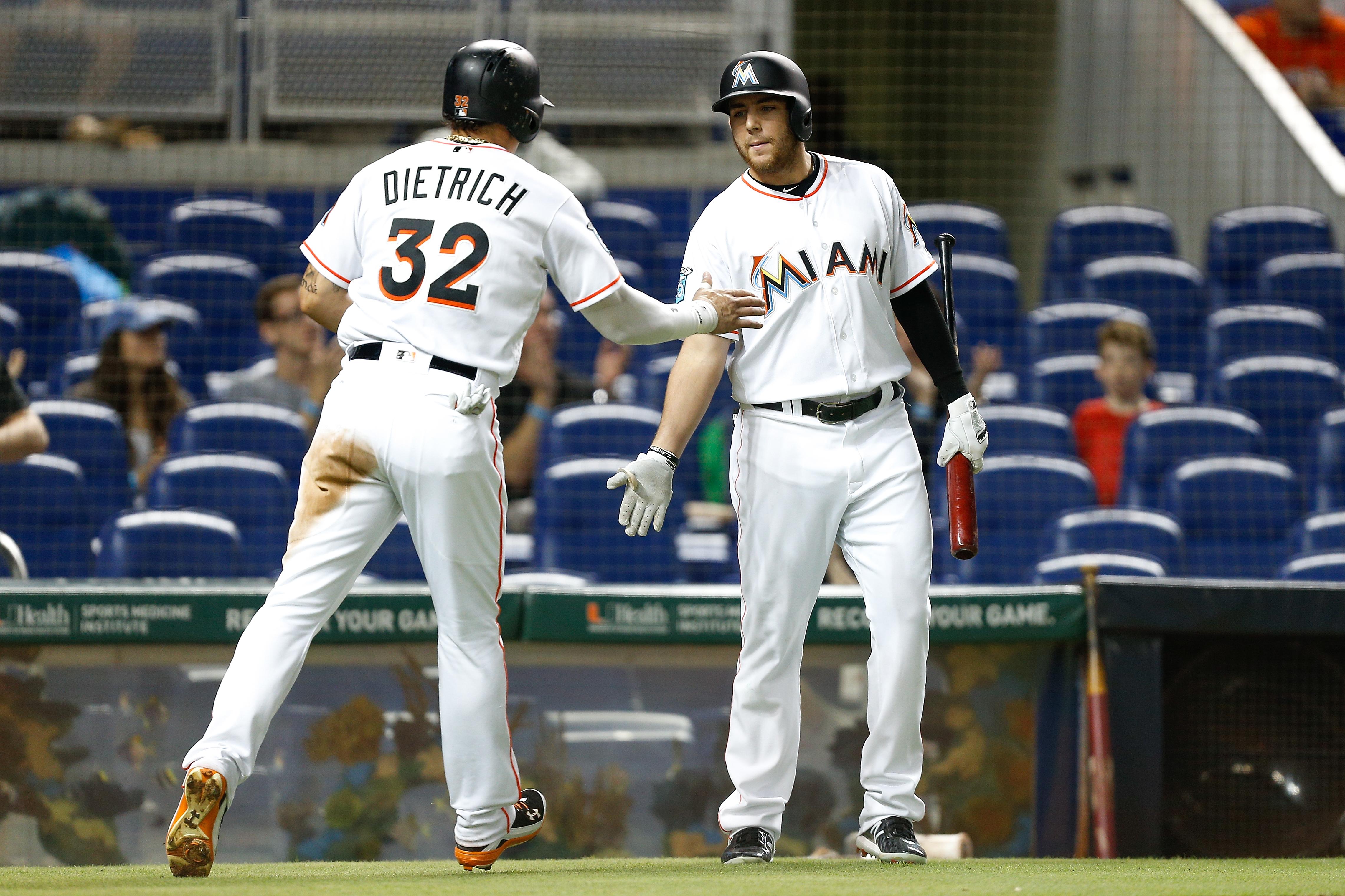 Philadelphia Phillies v Miami Marlins