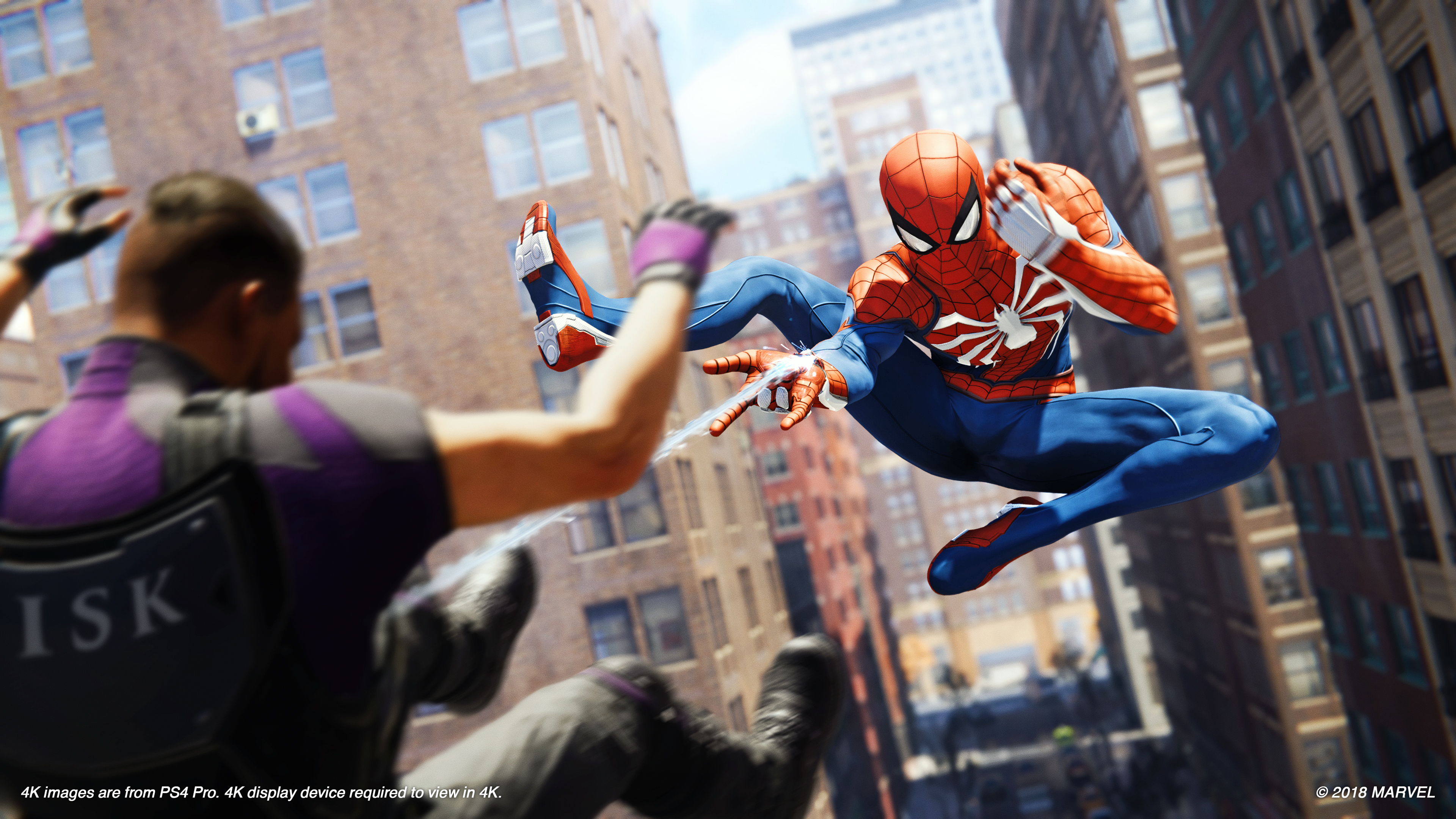 Spider-Man on PS4 review: a game that makes you feel like a