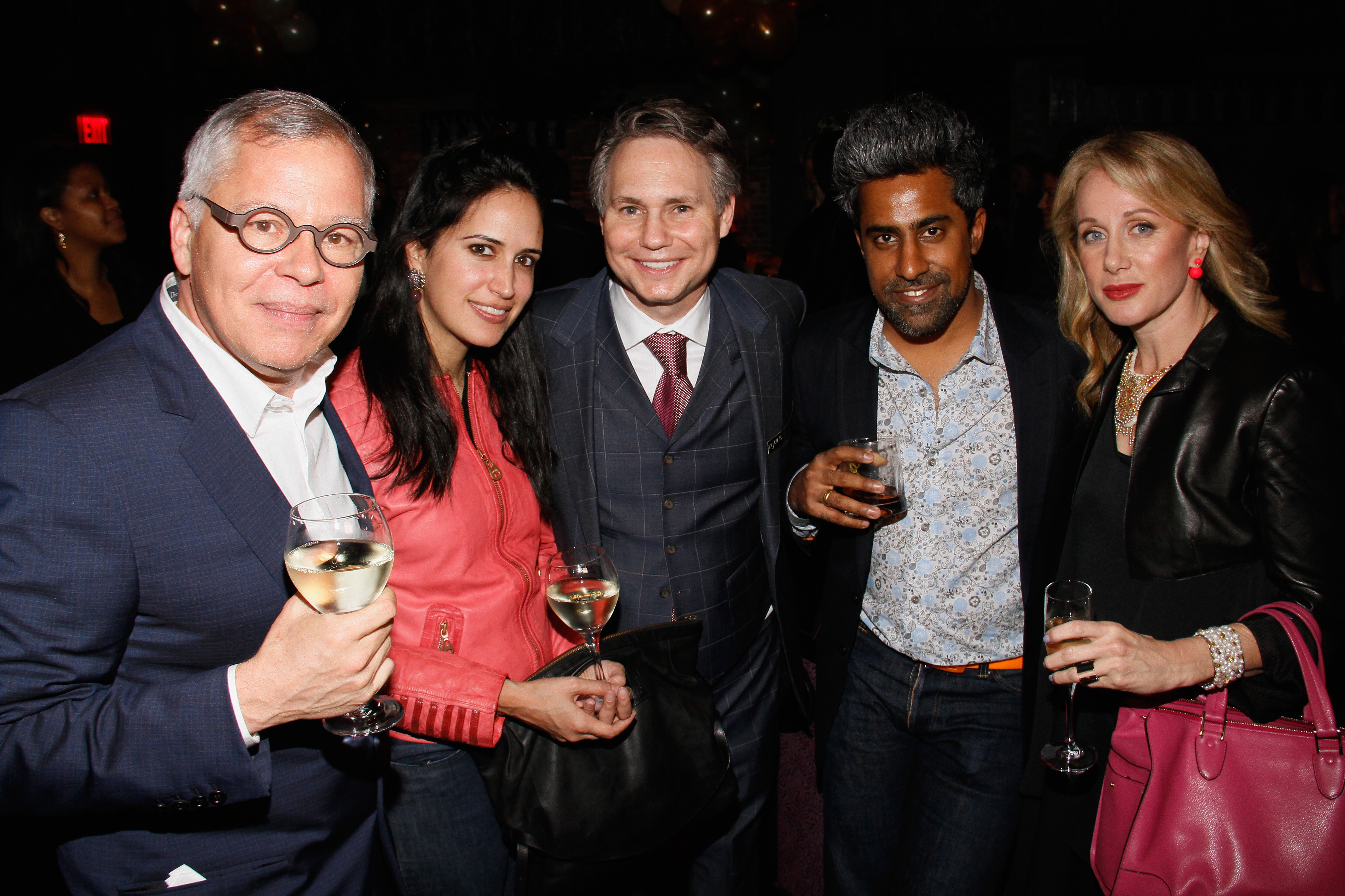 Jason Binn And DuJour Magazine Throw Surprise Birthday For Pauline Brown, Chairman Of LVMH For North America