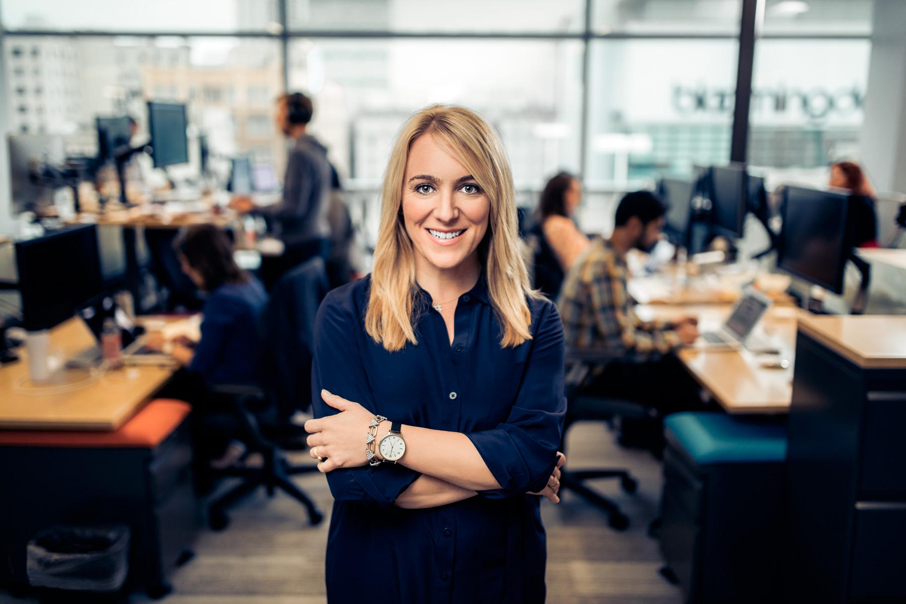 Slack Chief Product Officer April Underwood