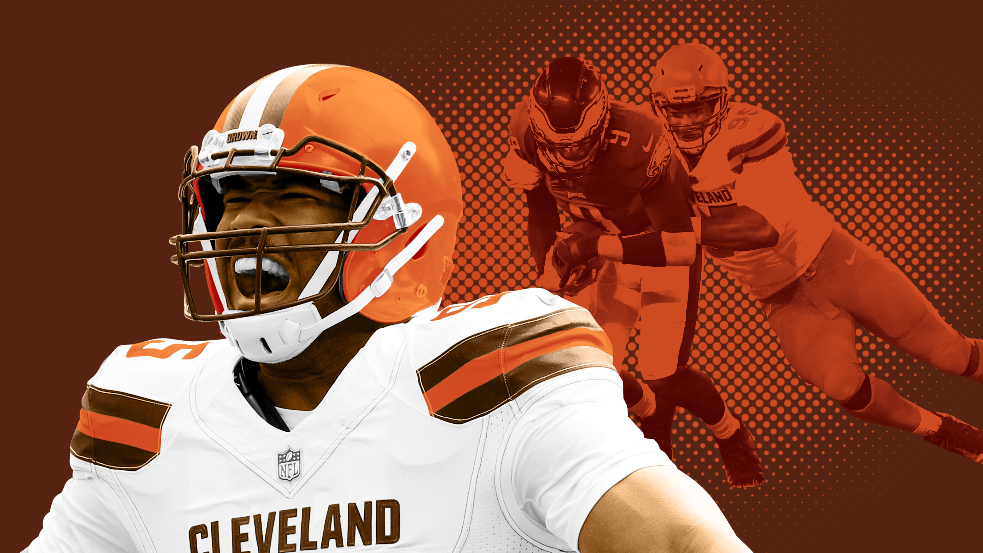 Dunks, Dinosaurs, and Demolishing QBs: The Growing Legend of Myles Garrett