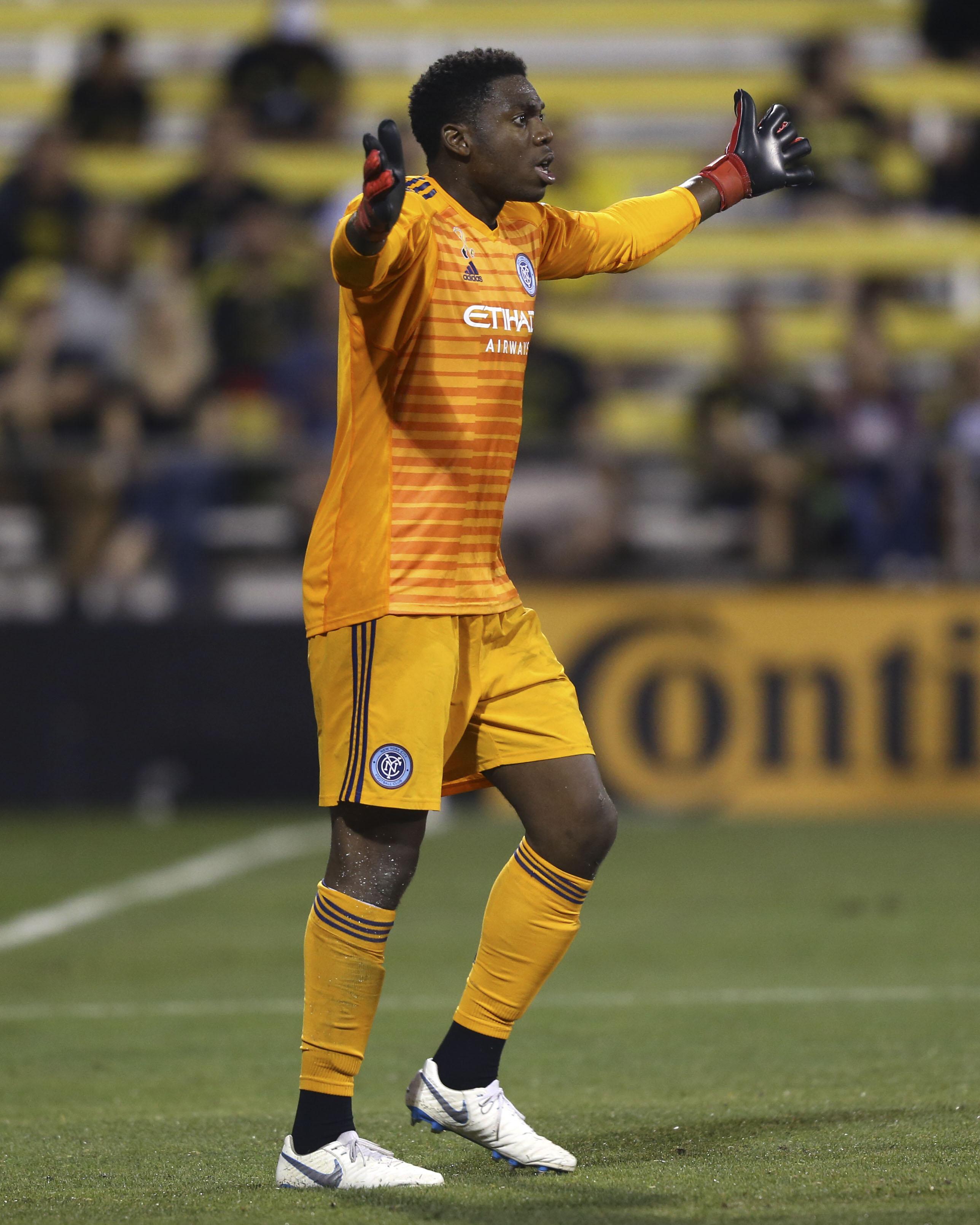 MLS - New York City FC - Sean Johnson