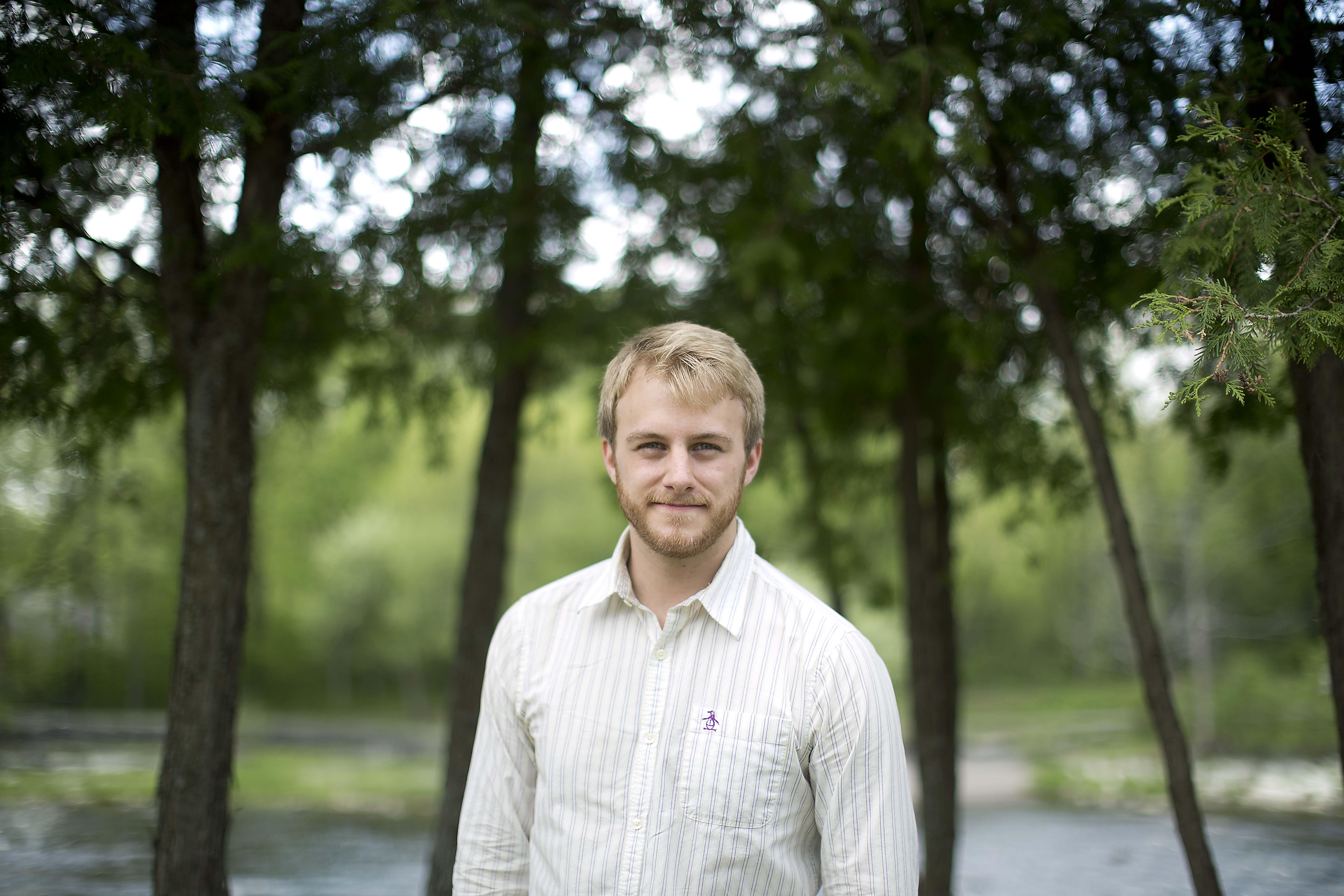 Productivity expert Chris Bailey, author of Hyperfocus