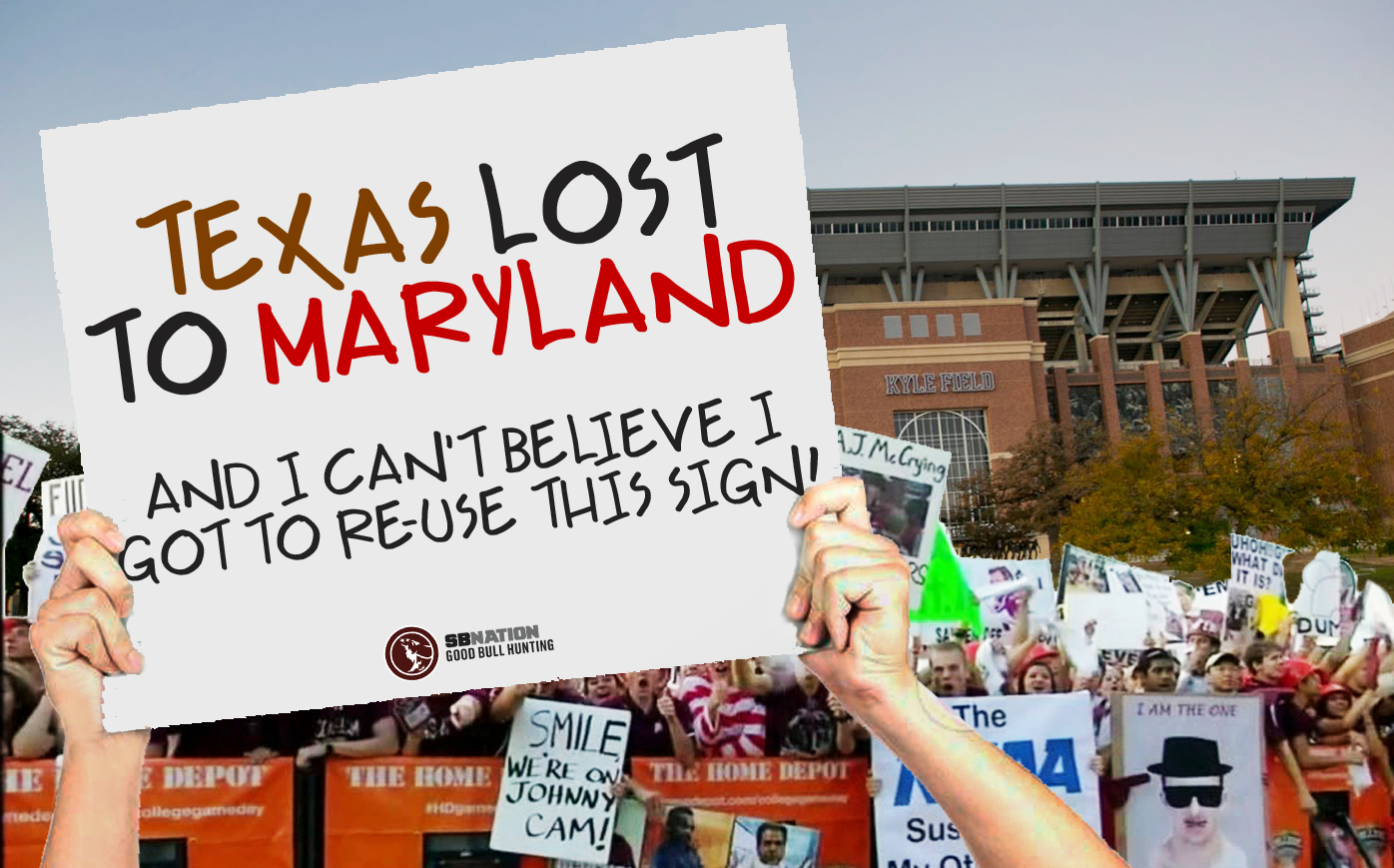 gameday signs