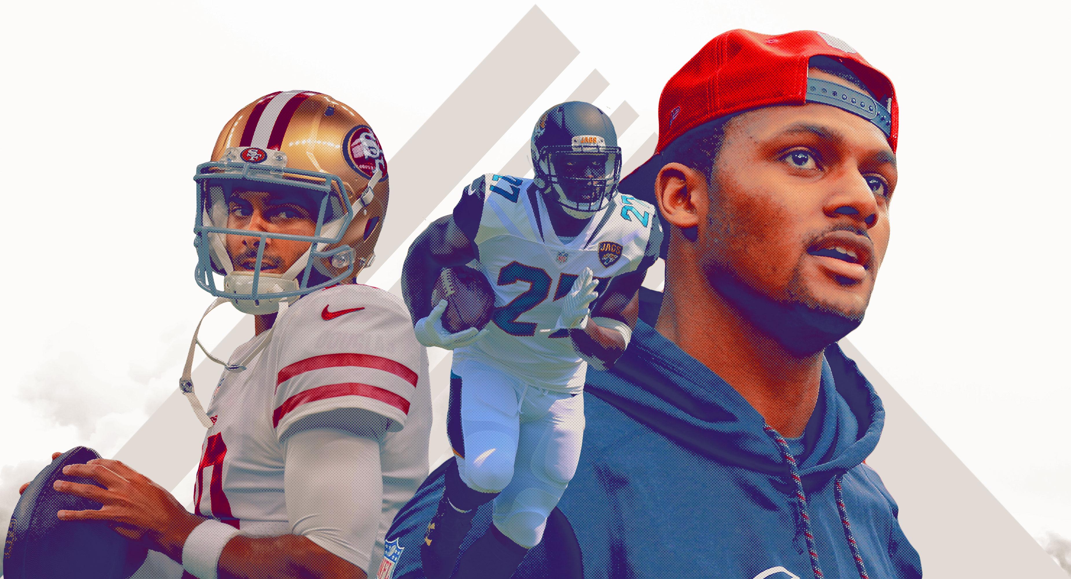 a78eb03517e NFL Preseason Power Rankings, Part 3: Let the Deshaun Watson and Jimmy G  Takeover Begin