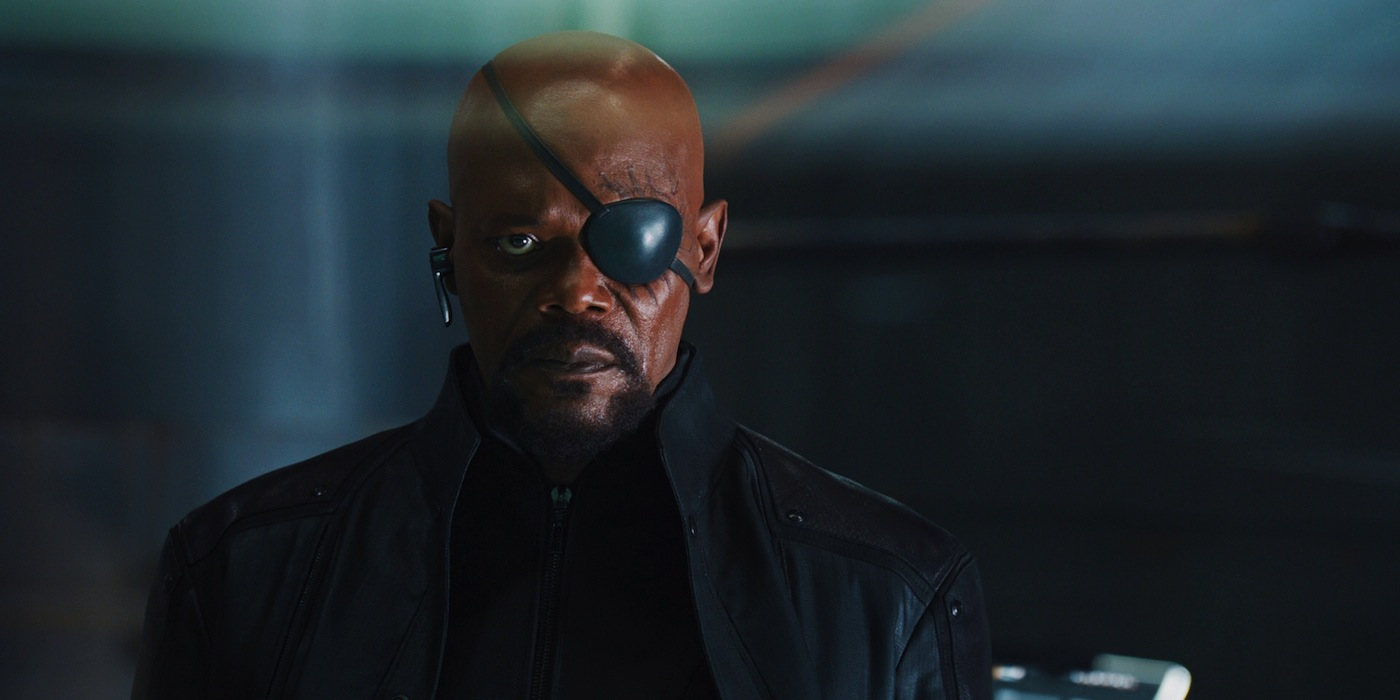 First Captain Marvel images reveal young Nick Fury, new characters