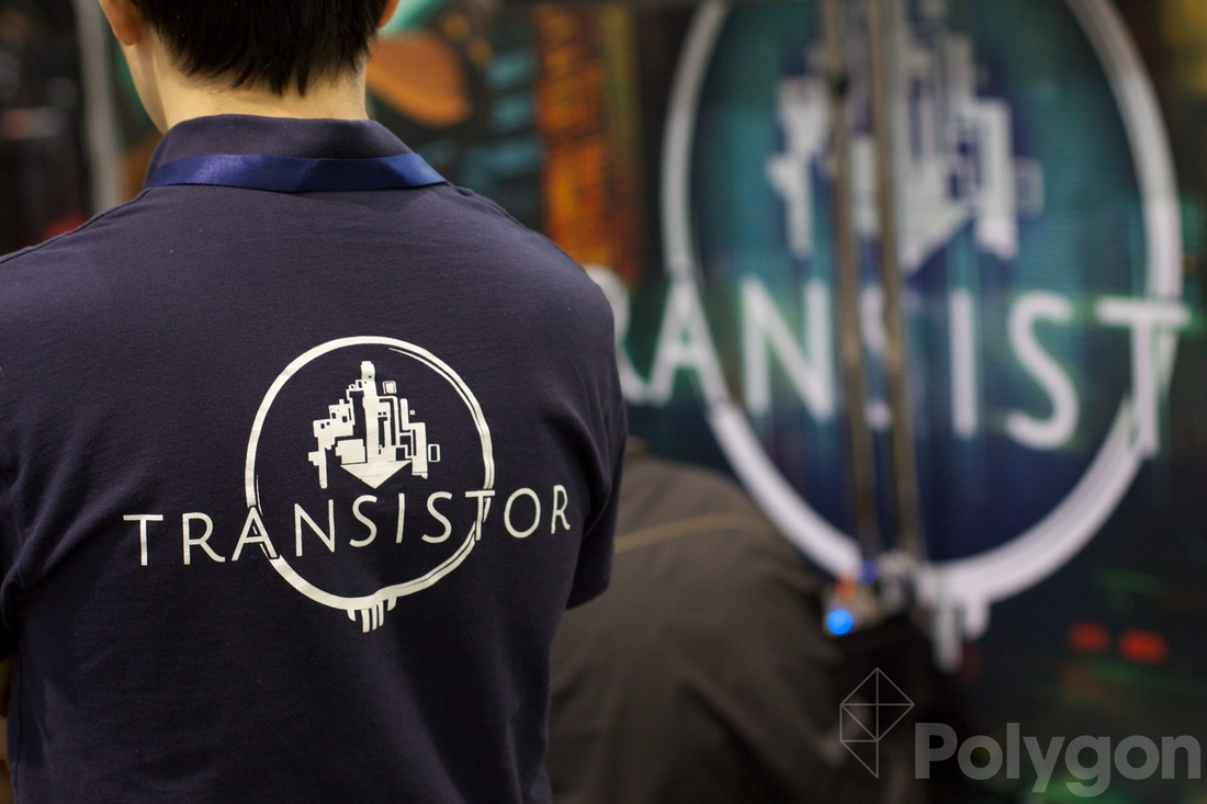 From Bastion to Transistor: Supergiant brings its latest to PAX, sans platform