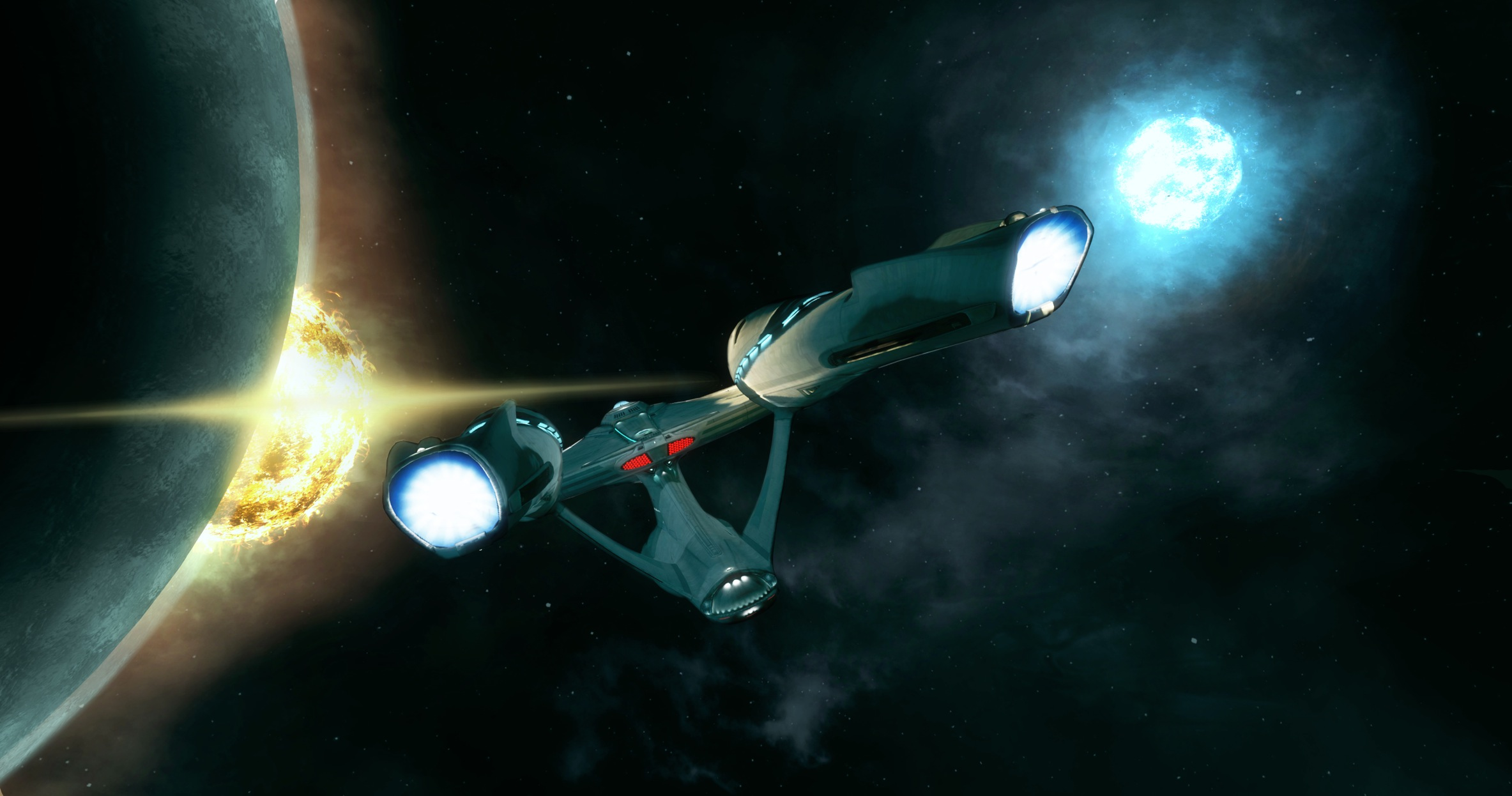 Star Trek: The Video Game 'won't be a throwaway piece of merchandise,' Paramount says