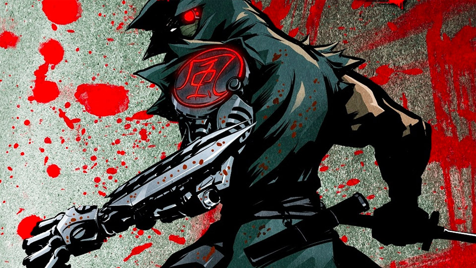 Yaiba: Ninja Gaiden Z's anti-hero is part cyborg, part foul-mouthed comic book killer