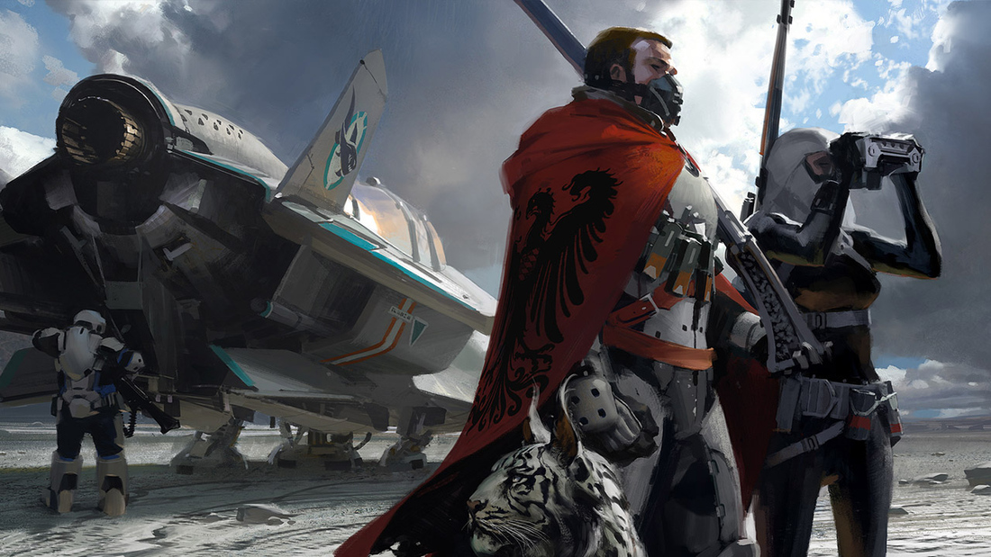 How Bungie shaped Destiny from fantasy to 'mythic sci-fi' world