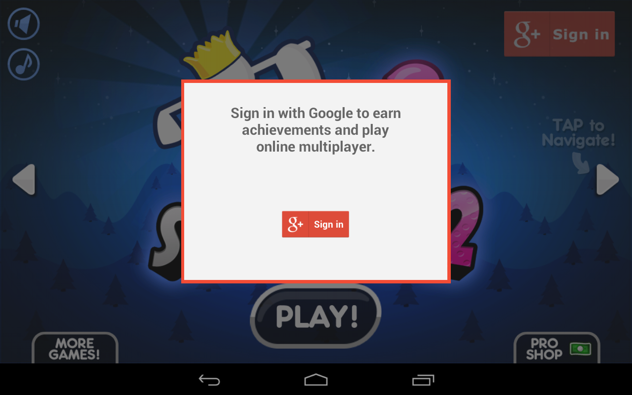 New Google Play services brings Google Plus-powered friends, leaderboards, achievements to Android, iOS and web