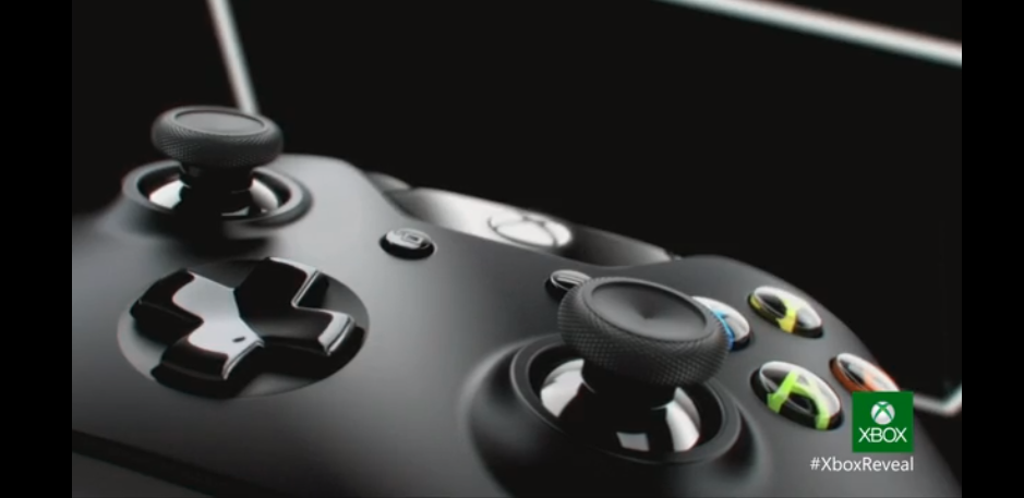 Xbox One controller features 40 design changes