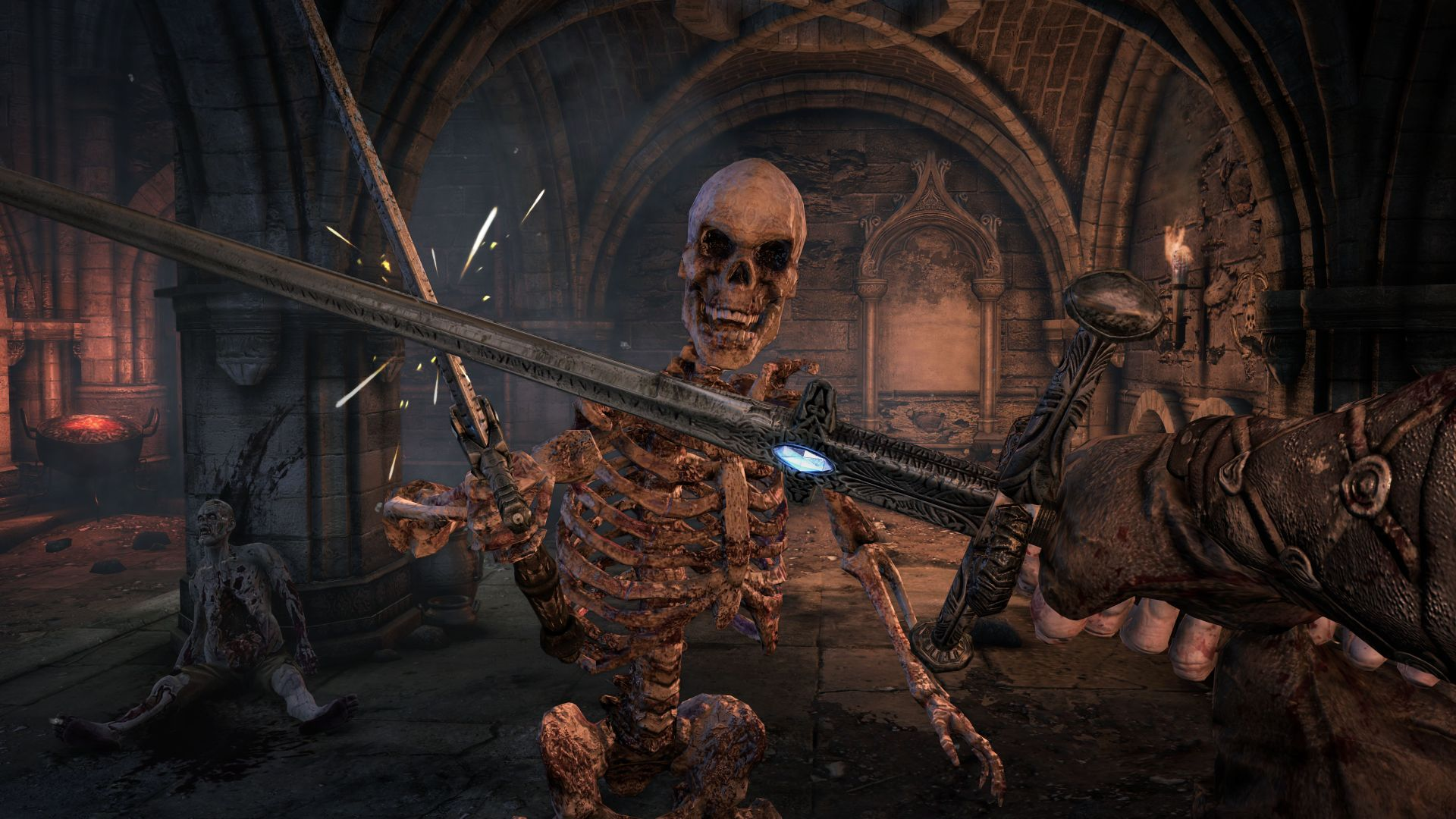 Hellraid to feature pen-and-paper-inspired system, character customization