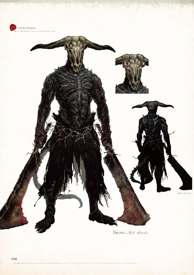 Translated Japanese Dark Souls art book set for U.S. launch