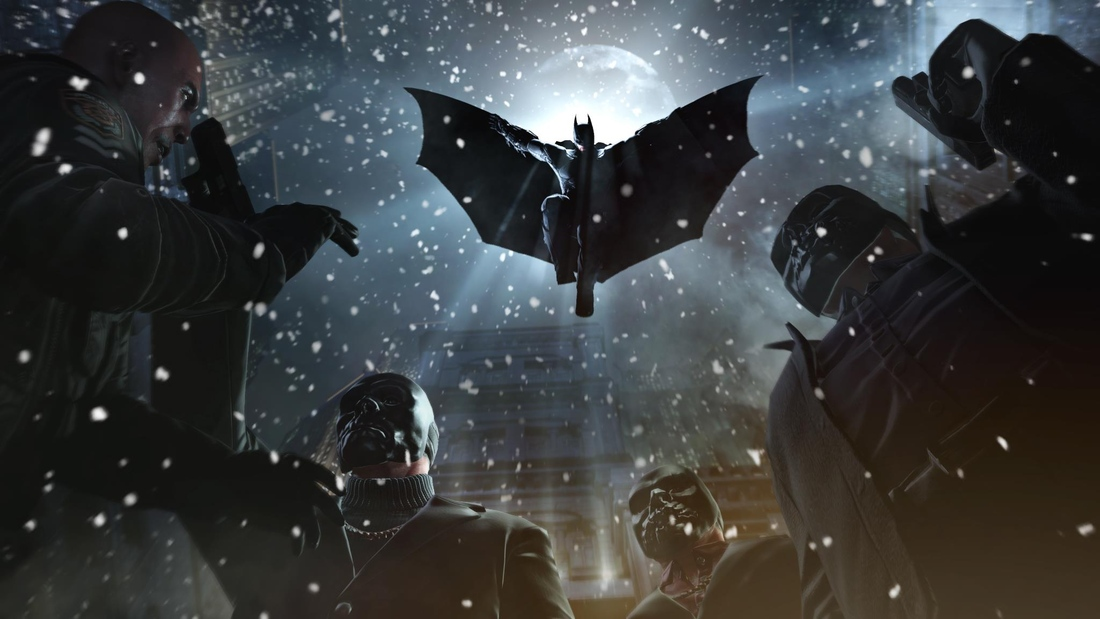 Batman: Arkham Origins Blackgate to feature Batman's first encounter with Catwoman