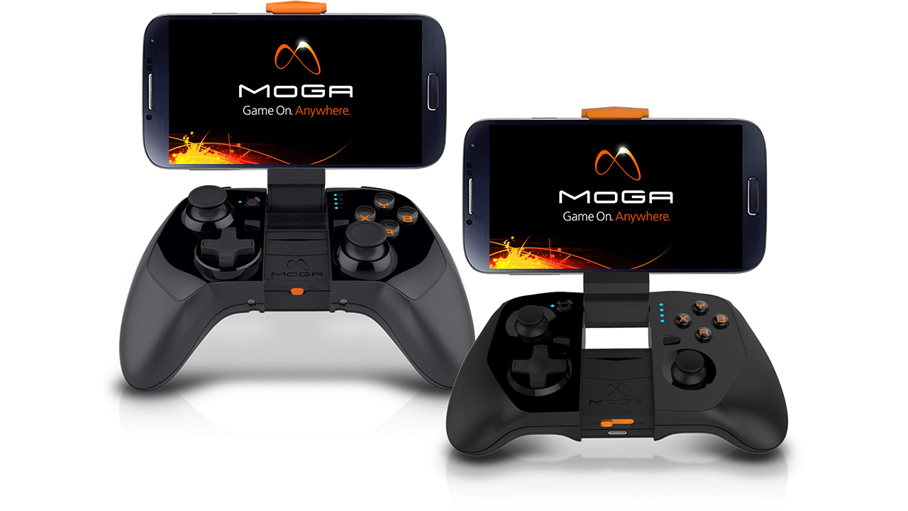 Second-generation Moga Power Series mobile device controllers coming this fall