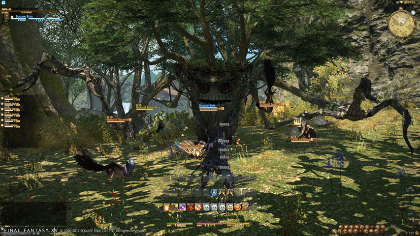 Final Fantasy 14 launching in 2014 for PS4, includes transfers from PS3
