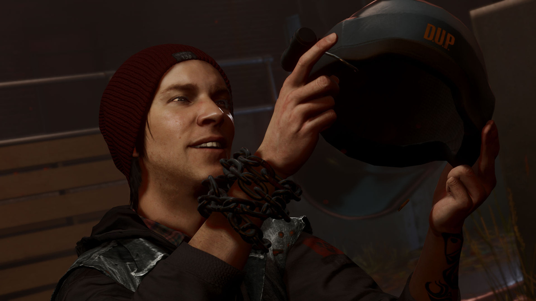 Infamous: Second Son's 'pillar' is the relationship between brothers