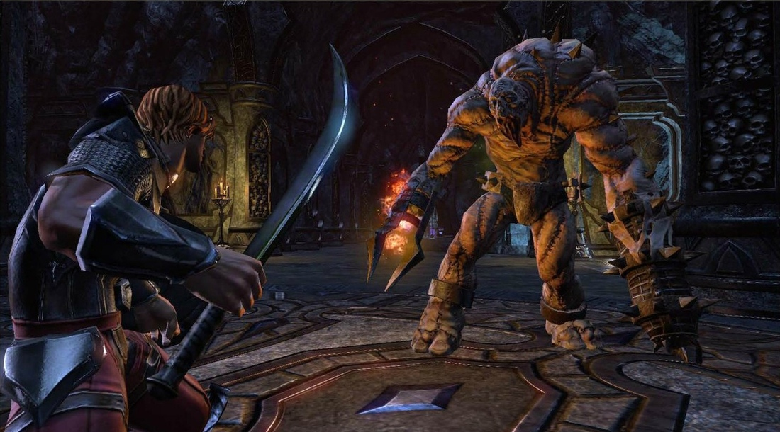 The Elder Scrolls Online will segregate PC, Xbox One and PS4 players