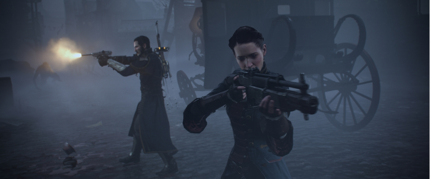 The Order: 1886 development was in limbo until the release of PS4 kits