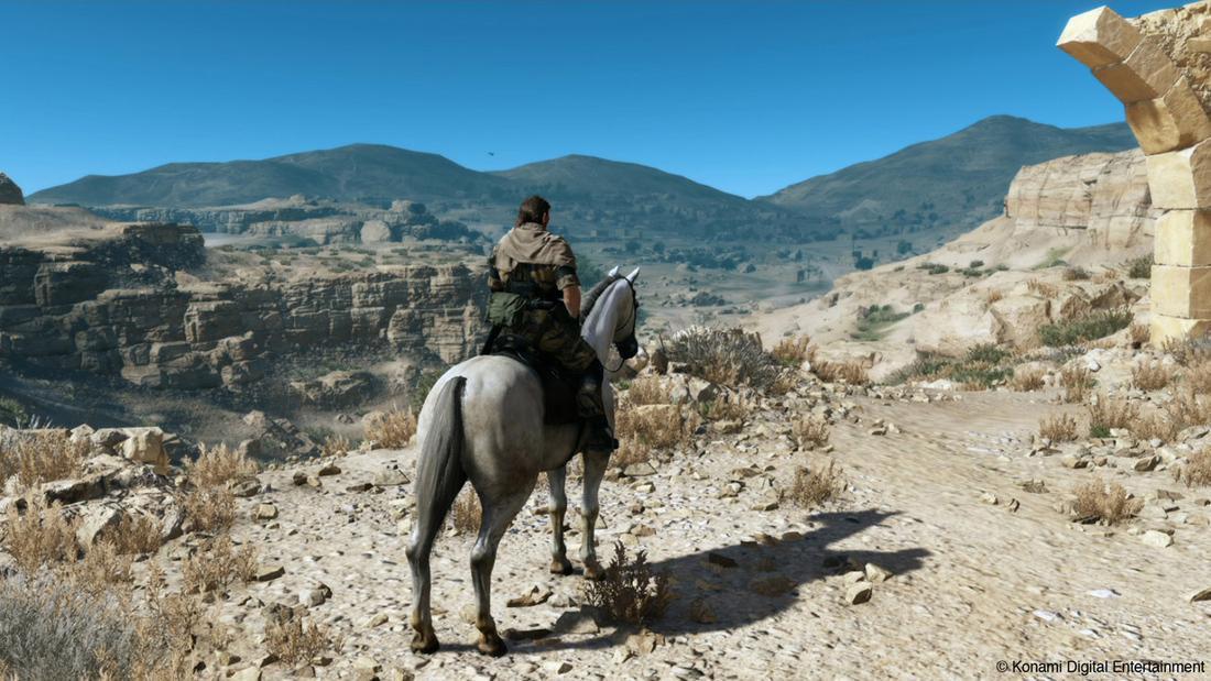 Kojima: Next-gen versions of Metal Gear Solid 5 will look better than E3 trailer