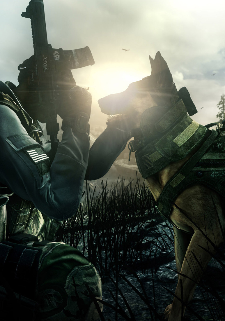 Infinity Ward is developing both current and next-gen versions of Call of Duty: Ghosts