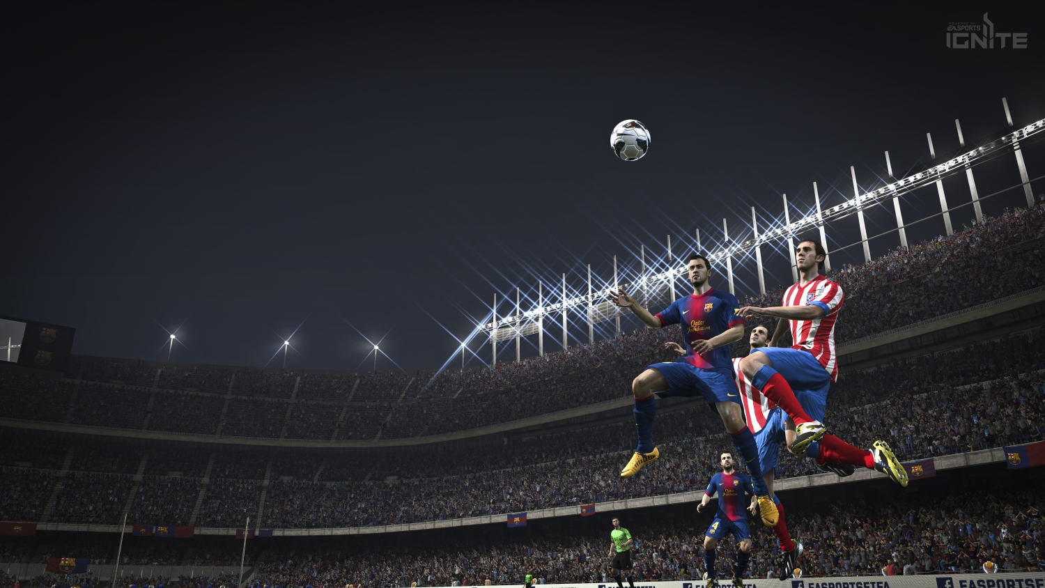 Hands-on: FIFA 14 goes next-gen with EA Sports Ignite