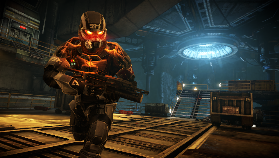 How Killzone: Mercenary plans to be a console-quality handheld FPS