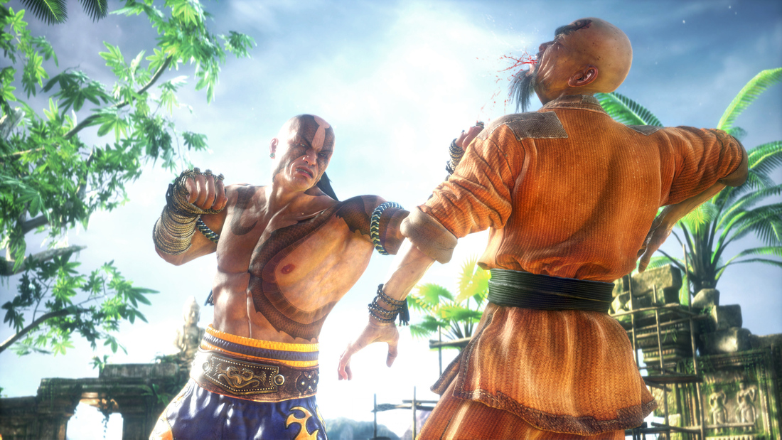 Fighter Within is Ubisoft's motion-controlled fighting game