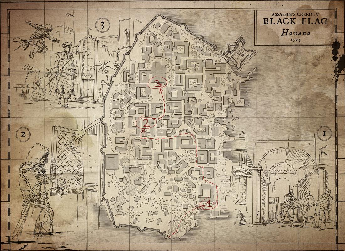 Assassin's Creed 4: Black Flag companion app enables portable 'mini-game'