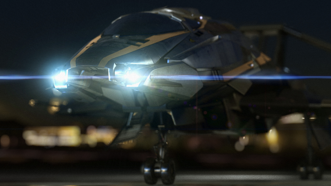 Star Citizen delivers hangars, the beginning of its universe, to backers