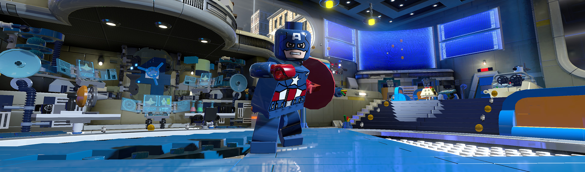 Lego Marvel Super Heroes is a vehicle for character familiarity