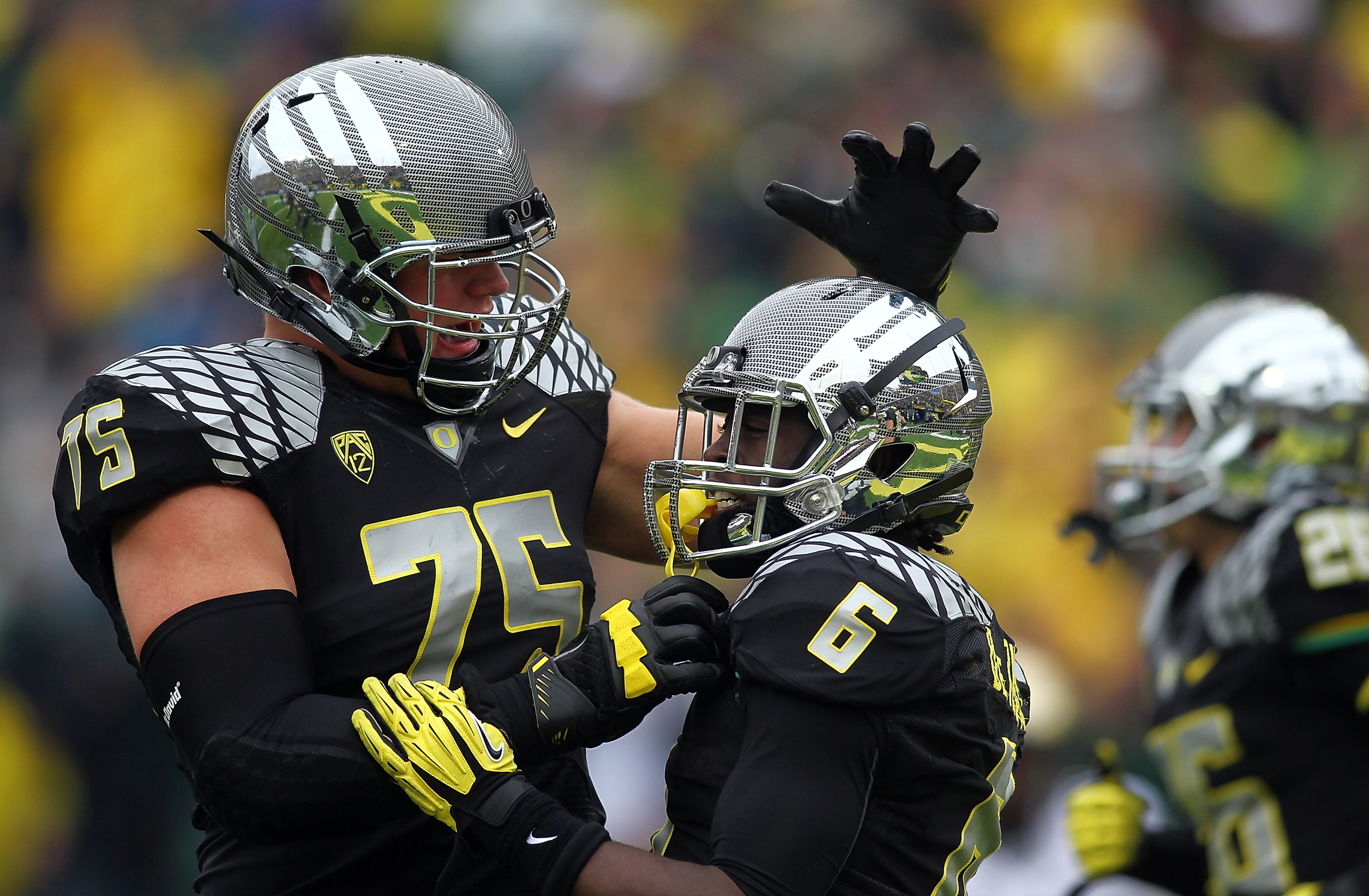 Tongue-in-cheek Oregon player: 'We're really, really intimidated by the SEC'