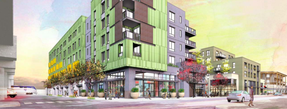 Berkeley blocks housing project again, citing historic value of parking lot site