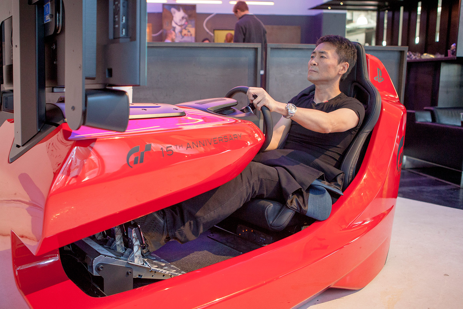 Redefining car culture with Gran Turismo creator Kaz Yamauchi